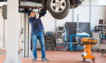 Garage Servicing and mechanic software