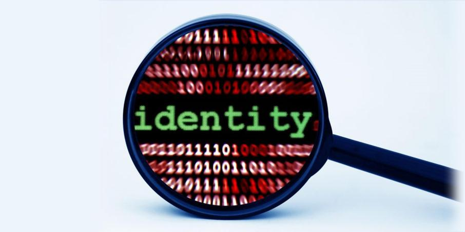 AutoCred online identification software and ID card